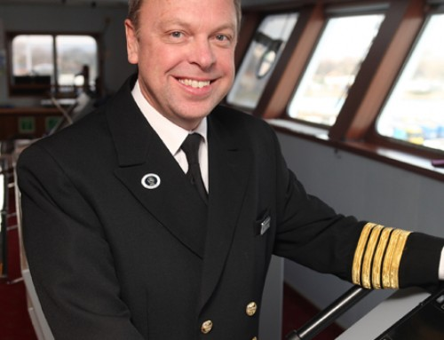 Ask the Captain: Voyager's Neil Broomhall answers your questions