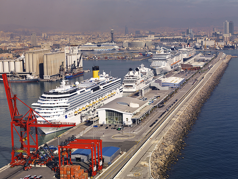 Carnival invests €30 million in new cruise terminal for Barcelona - Captain Greybeard