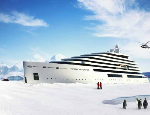 Polar megayacht the next step for Crystal