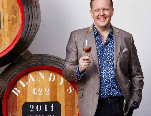 P&O Cruises passengers can learn from the expert on Olly Smith's wine tours in Madeira