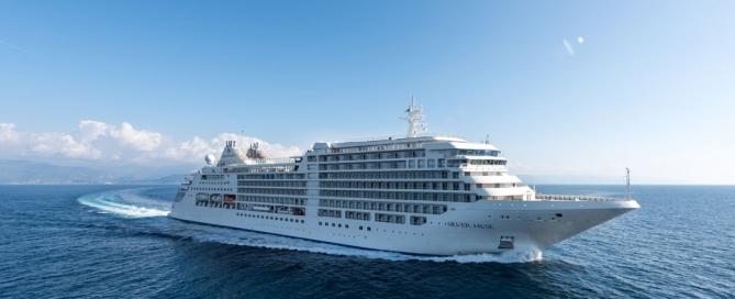 Silverseas cruise ship Silver Muse