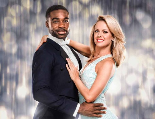 FAB-U-LOUS, daaahlings … Craig and the Strictly dancers are back on board P&O Cruises