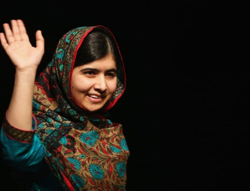 Malala chosen as godmother of Celebrity Edge