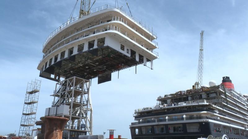 Queen Victoria dry-dock, Palermo