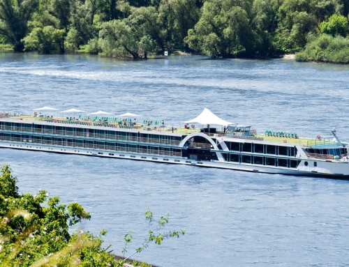 Fred Olsen Cruise Lines prepare to take on the rivers of Europe with the good ship Brabant