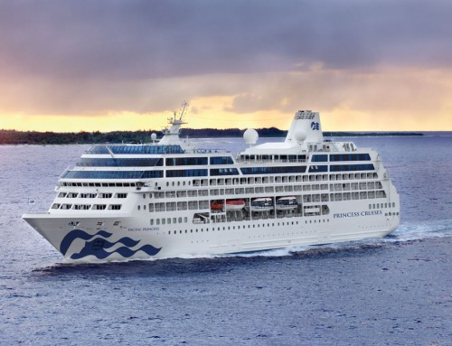 New-look Pacific Princess is heading for Dover and a season of cruises from the UK