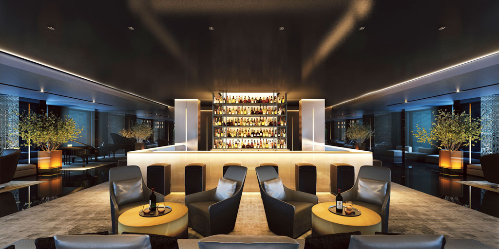 Scenic Eclipse: Lobby Bar