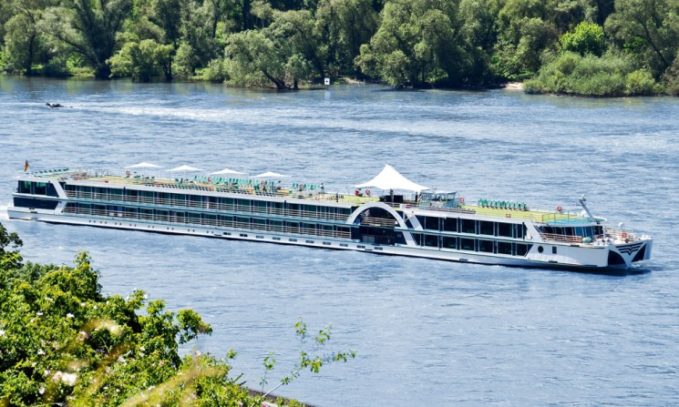 Fred Olsen's Brabant, cruising the rivers of Europe from April 2018