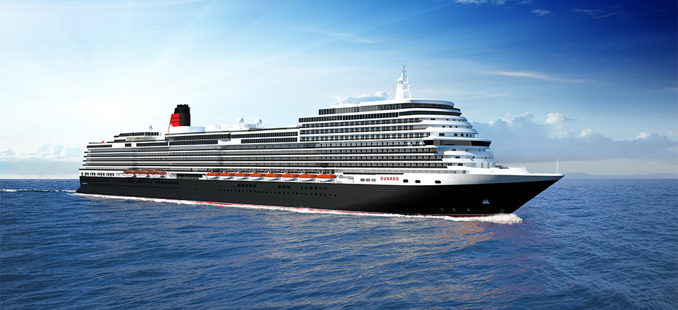 Cunard and Azamara both set for growth